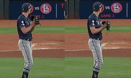 Tyler Glasnow Tipped His Pitches to the Astros in the ALDS